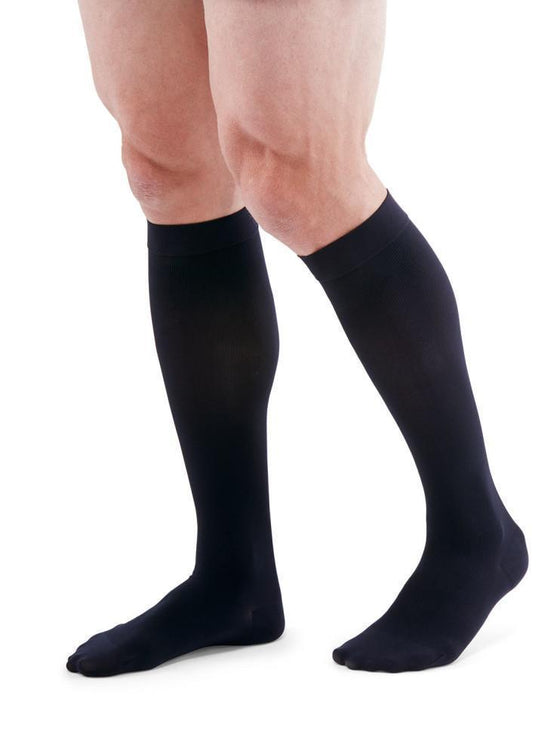 Duomed Patriot Men's 30-40 mmHg Knee High