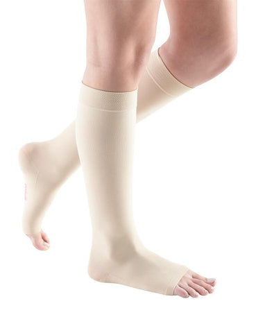 Mediven Comfort 20-30 mmHg OPEN TOE Knee High