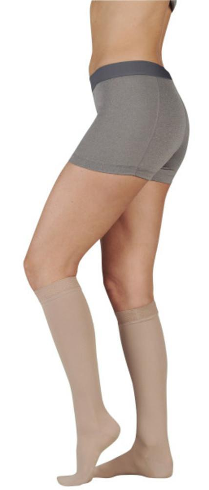 Juzo Women's Naturally Sheer 20-30 mmHg Knee High