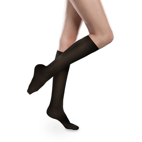 Therafirm Sheer Ease Women's 15-20 mmHg Knee High