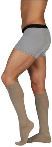 Juzo Dynamic Cotton Men's 30-40 mmHg Knee High