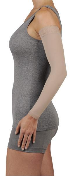 Juzo Soft Max 30-40 mmHg Armsleeve w/ Silicone Top Band