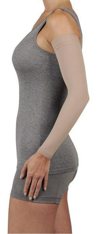 Juzo Soft 15-20 mmHg Armsleeve w/ Silicone Top Band