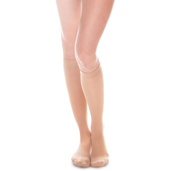 Therafirm Sheer Ease Women's 20-30 mmHg Knee High