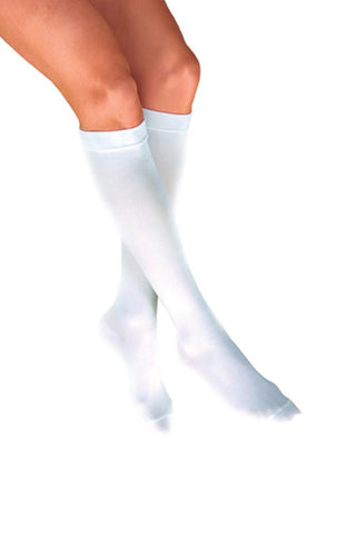 Jobst Seamless Anti-Embolism 18 mmHg Knee High w/ Inspection Window