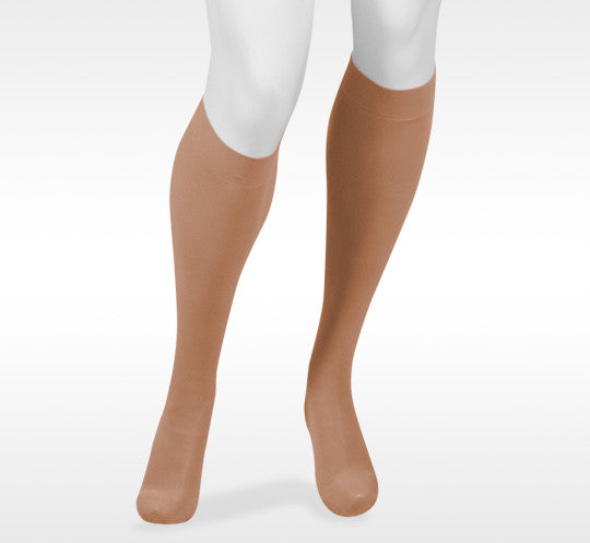 Juzo Assist 30-40 mmHg Knee High, Beige