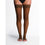 Sigvaris Sheer Women's 15-20 mmHg OPEN TOE Thigh High, Mocha