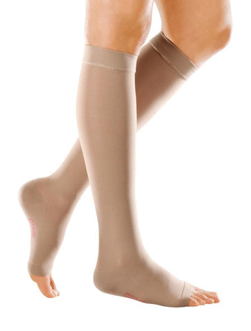 Mediven Forte 40-50 mmHg Extra Wide OPEN TOE Knee High