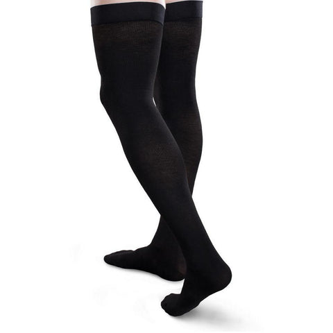 Core-Spun 30-40 mmHg Thigh High