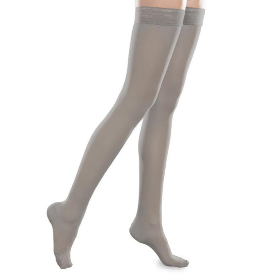Therafirm Sheer Ease Women's 15-20 mmHg Thigh High