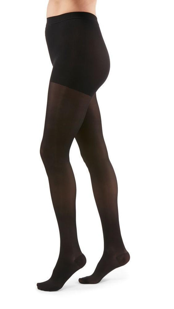 Duomed Transparent Women's 15-20 mmHg Waist High