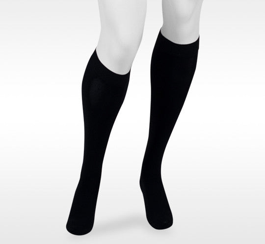 Juzo Assist 30-40 mmHg Knee High, Black