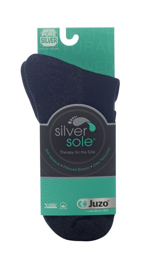 Juzo Silver Sole Crew Socks