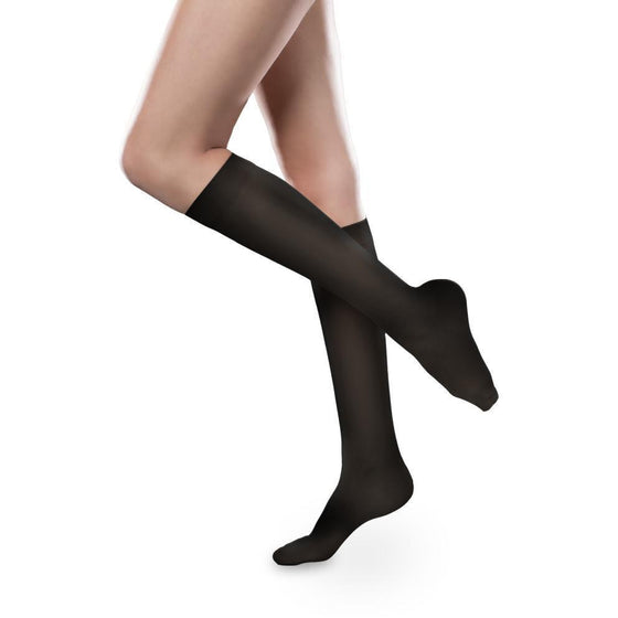 Therafirm Sheer Ease Women's 30-40 mmHg Knee High