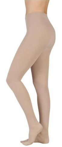 Juzo Women's Naturally Sheer 20-30 mmHg Pantyhose, ShortII