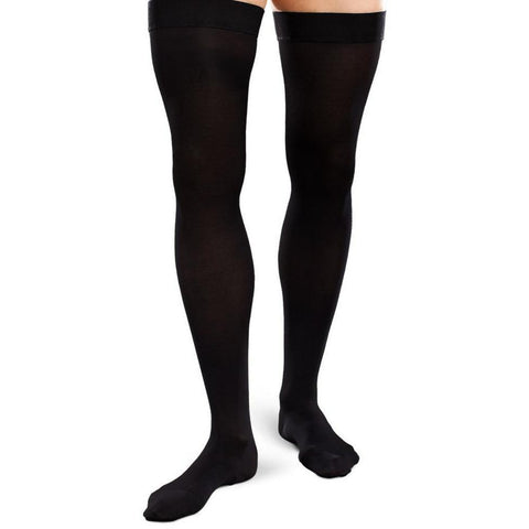 Therafirm Ease Opaque Men's 30-40 mmHg Thigh High