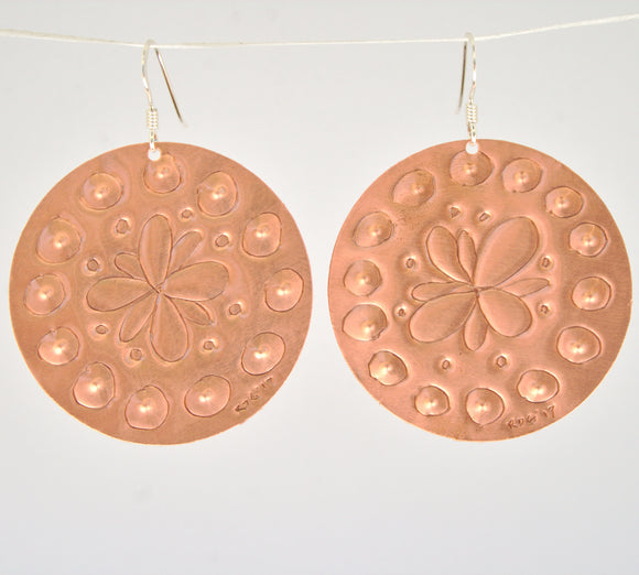 Healing Mandala Earrings