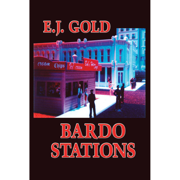 Bardo Stations: A Guidebook for the Afterlife