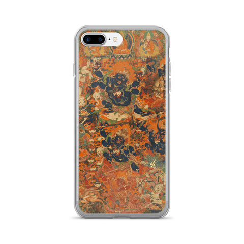 Mahakala Thangka iPhone 7/7 Plus Hybrid Case