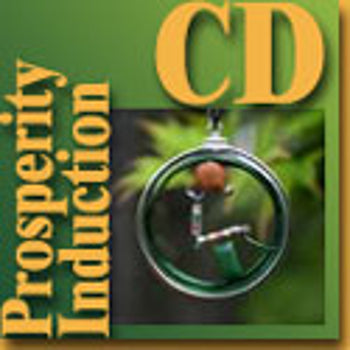Prosperity Guided Beta Blocker Induction Meditation CD for the Prosperity CQR Amulet by E.J. Gold