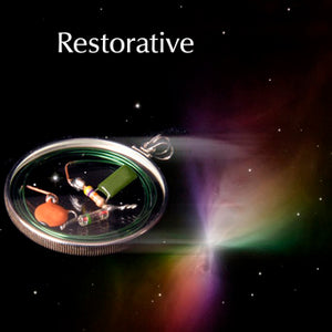 Restorative Induction CD by Brane-Power® Founder E.J. Gold for use with the Beacon™, the Super Beacon™ and the Portable Super Beacon™