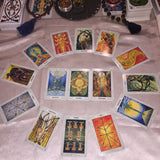 Work Year Ahead Tarot Reading