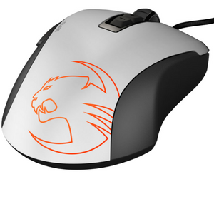 f4bbf73836a ROCCAT Kone Pure Owl-Eye 12000dpi Optical Sensor RGB Gaming Mouse, White -  gameregion