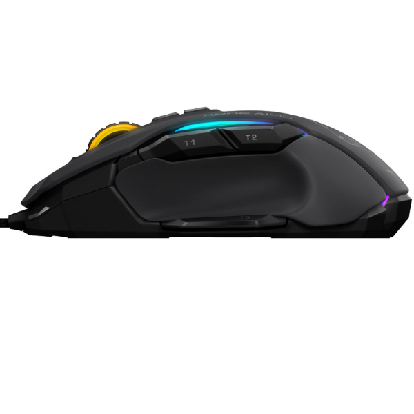 ROCCAT Kone AIMO RGBA Smart Customisation Gaming Mouse, Black - gameregion