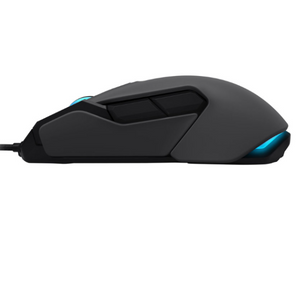 ROCCAT Kova Pure Performance 7000DPI Optical Gaming Mouse, 1.8m, Black - gameregion