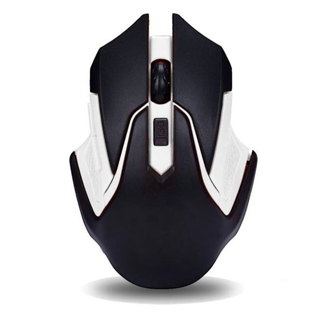 2.4GHz Wireless Optical Gaming Mouse - gameregion