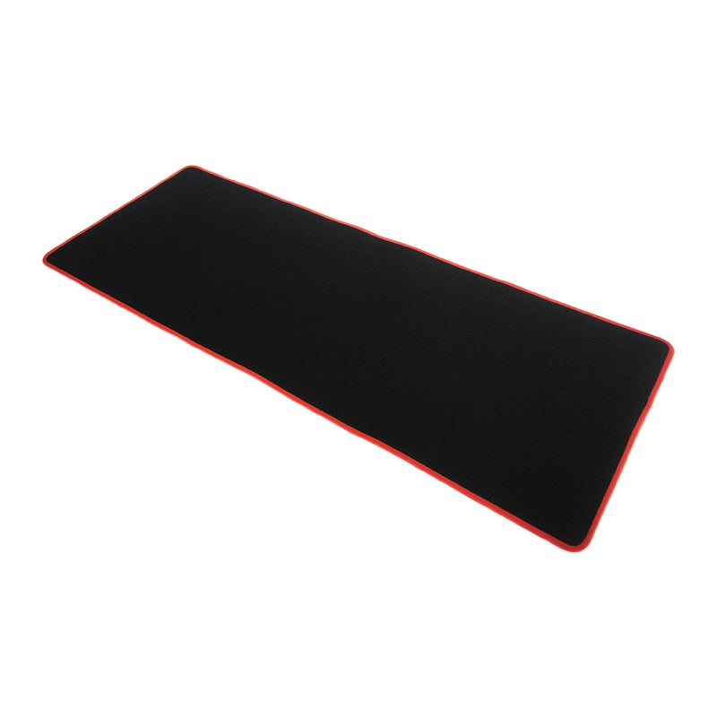 Large Gaming speed Mouse Pad 30*80CM Black-faced Lock Edge Rubber - gameregion