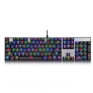 MOTOSPEED CK104 Full Size Gaming Slim Mechanical Keyboard - gameregion