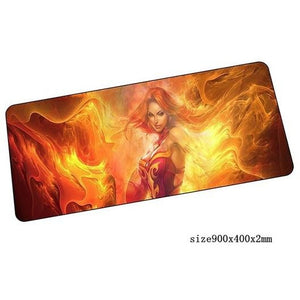 Dota 2 mouse pad locked edge 900x400 - gameregion