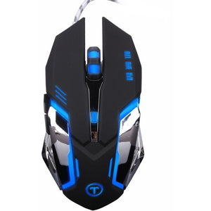 Gaming Mouse 6 Buttons Adjustable 3200DPI - gameregion