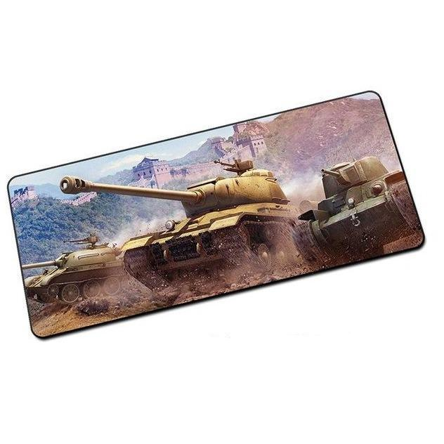 World of tanks mouse pad 700x300x3mm - gameregion