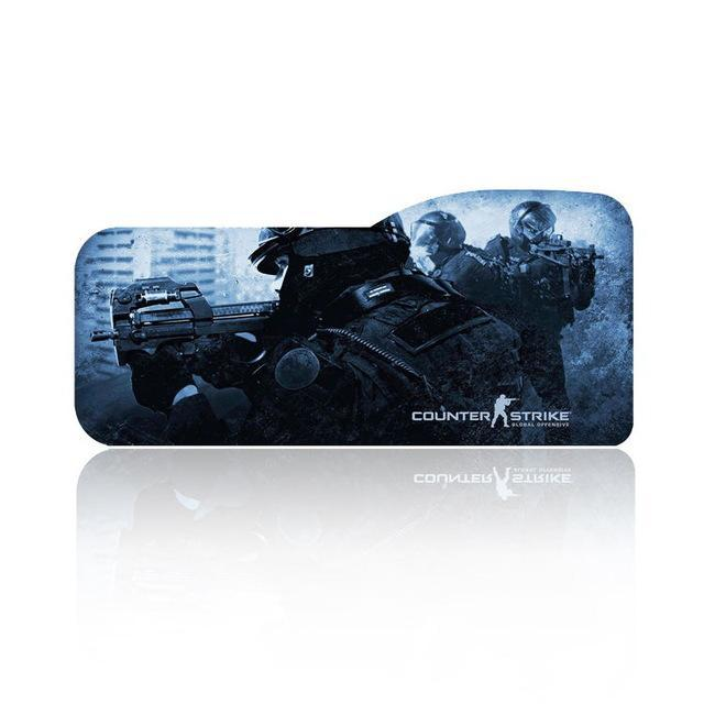 Counter Strike Speed Gaming Mouse Pad 750X310mm Locking edge - gameregion