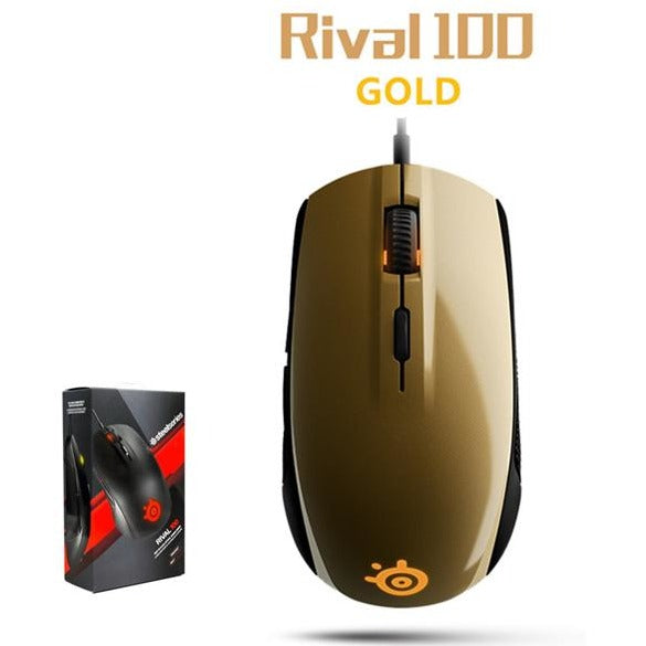 SteelSeries Rival 100 Gaming Mouse - gameregion