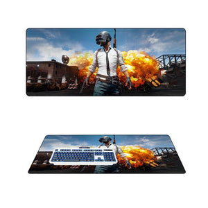 Playerunknown's Battlegrounds gaming mouse pad  70x30cm - gameregion