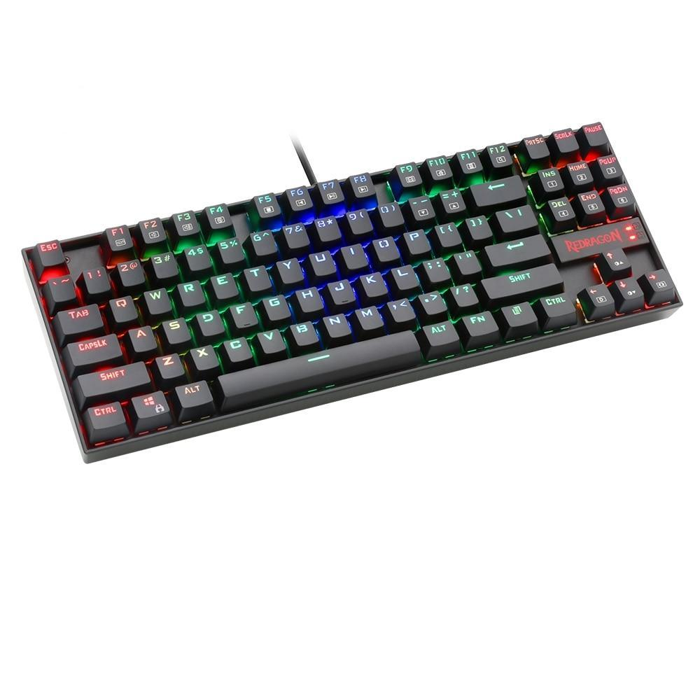 Redragon USB mechanical gaming keyboard K552 RGB - gameregion