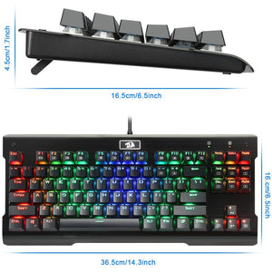 Redragon USB mechanical gaming keyboard K561 RGB - gameregion