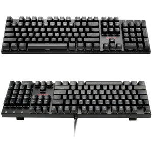 Redragon Rainbow USB mechanical Gaming keyboard K565 Rainbow - gameregion