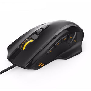 TeckNet 4D Laser Gaming Mouse with 16400 DPI 12 Button - gameregion
