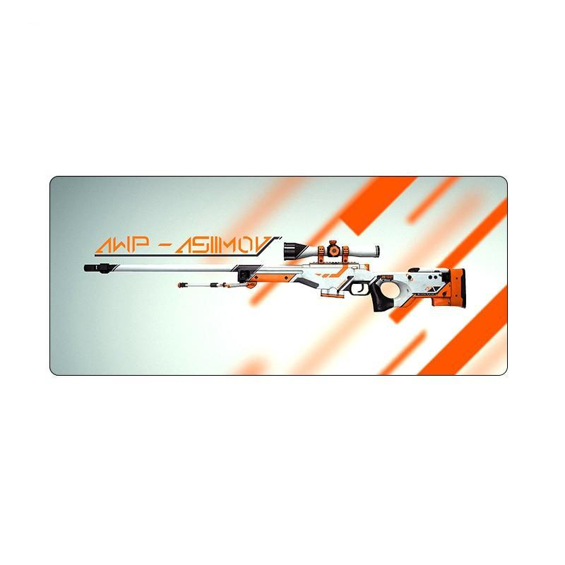 CSGO Mouse mat 700*300mm overlocked Various types - gameregion