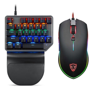 Motospeed Gaming Mouse and Keyboard Combo - gameregion