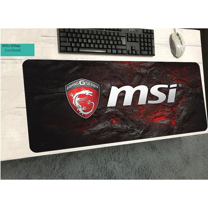 Msi mouse pad 900x400mm - gameregion