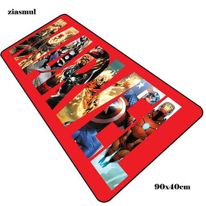 Marvel Comics mouse pads 900x400x3mm - gameregion