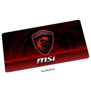 MSI mouse pad 800x400x2mm - gameregion