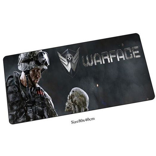 Warface mouse pad HD 800x400x2mm - gameregion