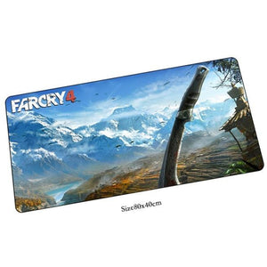 Far Cry 4 mouse pad 800x400x2mm - gameregion