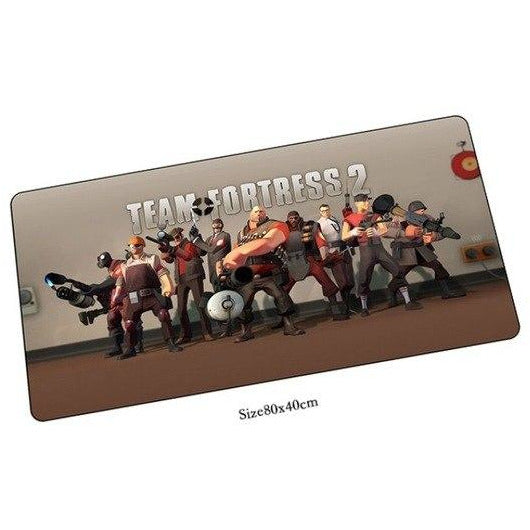 Team fortress mouse pad 800x400x2mm - gameregion